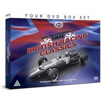 Racing Through Time - The Britsh Classics DVD