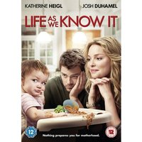 Life As We Know It DVD