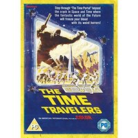 The Time Travelers (1964) DVD