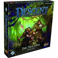 Descent The Trollfens Board Game