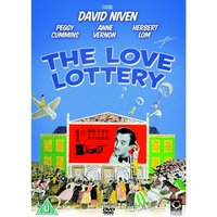 The Love Lottery DVD