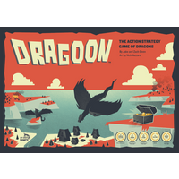 Dragoon - English 4th Edition (Standard Edition 2018) Board Game