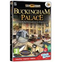 Hidden Mysteries Buckingham Palace Game