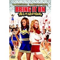 Bring It On All Or Nothing DVD