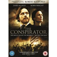 The Conspirator DVD