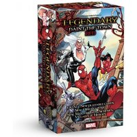 Marvel Legendary Deckbuilding Game Paint The Town Red Expansion