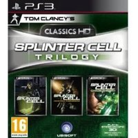 'Tom Clancys Splinter Cell Trilogy Hd Game