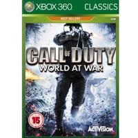 Call Of Duty 5 World At War Game (Classics)