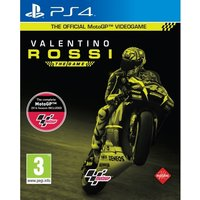 MotoGP 16 Valentino Rossi The Game PS4 Game