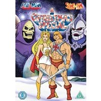 He-Man And She-Ra A Christmas Special DVD