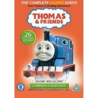 Thomas And Friends Classic Collection Series 8 DVD