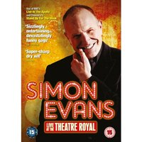Simon Evans - Live At The Theatre Royal DVD