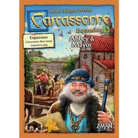 Carcassonne: Abbey & Mayor 5th Expansion