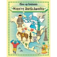 Close-up Continents: Mapping North America