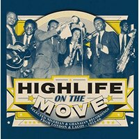 Various Artists - Highlife On The Move Vinyl