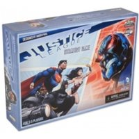 Justice League Strategy Board Game