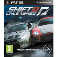 Need For Speed NFS Shift 2 Unleashed Game