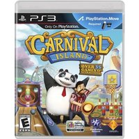 PlayStation Move Carnival Island Game