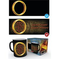 Lord of the Rings One Ring Heat Change Mug