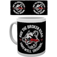 Days Gone Broken Road Mug