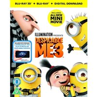 Despicable Me 3 3D   2D Blu-ray