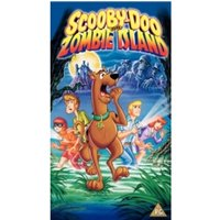 Scooby Doo On Zombie Island DVD