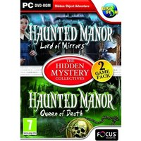 Haunted Manor Double Pack Game