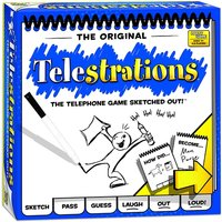 Telestrations Party Board Game
