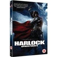Harlock Space Pirate DVD