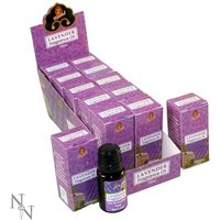 Lavender (Pack of 12) Fragrance Oil