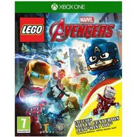 Lego Marvel Avengers Silver Centurion Edition Xbox One Game