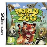 Ex-Display World of Zoo Game DS Used - Like New