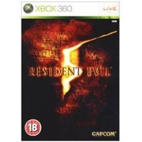 Pre-Owned Resident Evil 5 Game