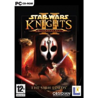 Star Wars Knights Of The Old Republic II Sith Lords Game