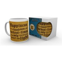 Harry Potter Happiness Can Be Mug
