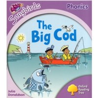 Oxford Reading Tree: Level 1+: More Songbirds Phonics : The Big Cod