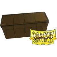 Dragon Shield Storage Box with 4 compartments - Gold