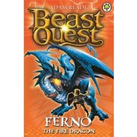 Beast Quest: Ferno the Fire Dragon : Series 1 Book 1