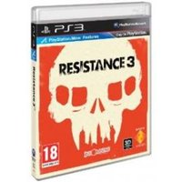 Resistance 3 (Move Compatible) Game