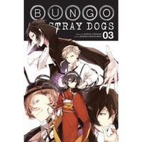 Bungo Stray Dogs Volume 3
