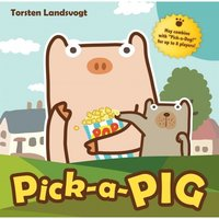 Pick A Pig Board Game
