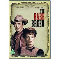 The Rare Breed DVD