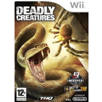 Deadly Creatures Game