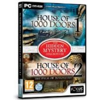 Focus Multimedia The House of 1000 Doors 1 and 2 (The Hidden Mystery Collectives) for PC (DVD-ROM)