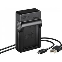 Hama Travel USB Charger for Canon LP-E10