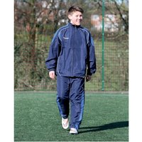 Precision Ultimate Tracksuit Jacket Navy/Royal/White 34-36