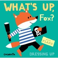 What's Up Fox? : Dressing Up : 4