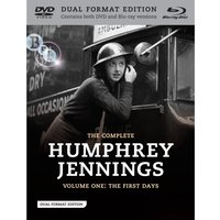 The Humphrey Jennings Collection Volume 1 DVD Blu-ray