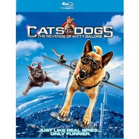 Cats and Dogs 2: The Revenge of Kitty Galore Blu-ray