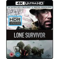 Lone Survivor 4K UHD + Blu-ray + Digital Download